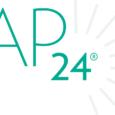 Periuță de dinți cu triplă acțiune AP 24 Toothbrush Alb/Gri